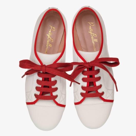 Pretty Ballerinas England World Cup - pair - PVP.175