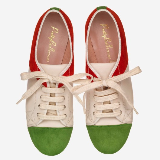 Pretty Ballerinas Italy World Cup - pair - PVP.175